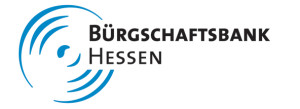 Logo Bürgschaftsbank Hessen
